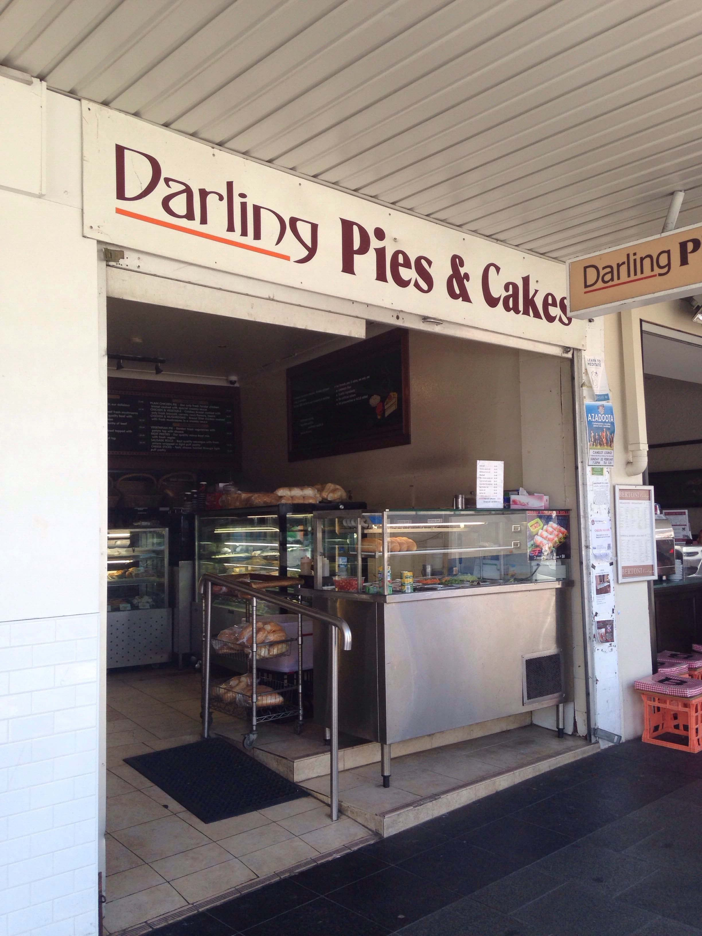 Darling Pies  Cakes - Sydney Tourism