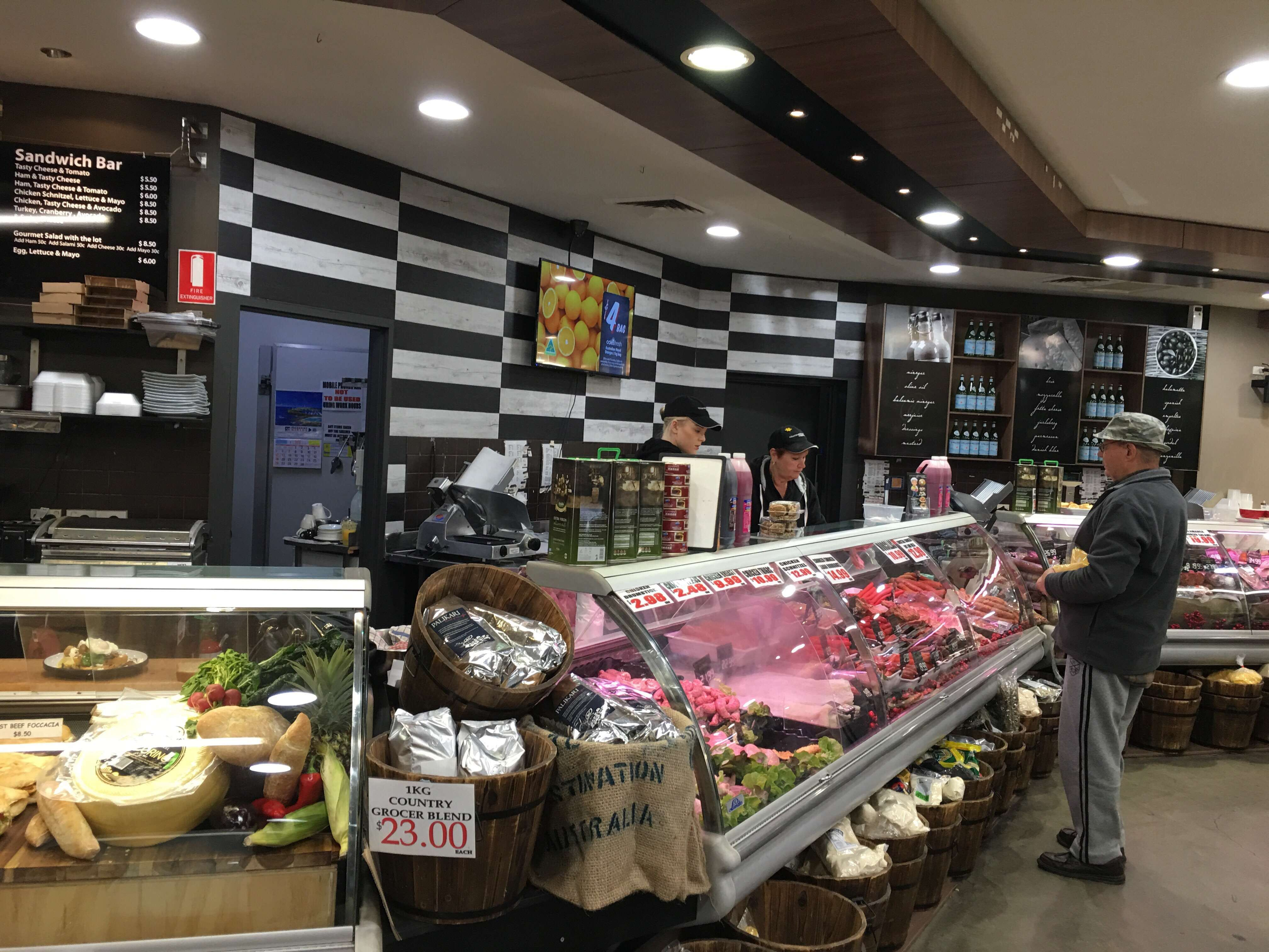 Country Grocer Cafe - Sydney Tourism