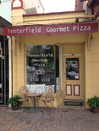 Tenterfield Gourmet Pizza - Sydney Tourism