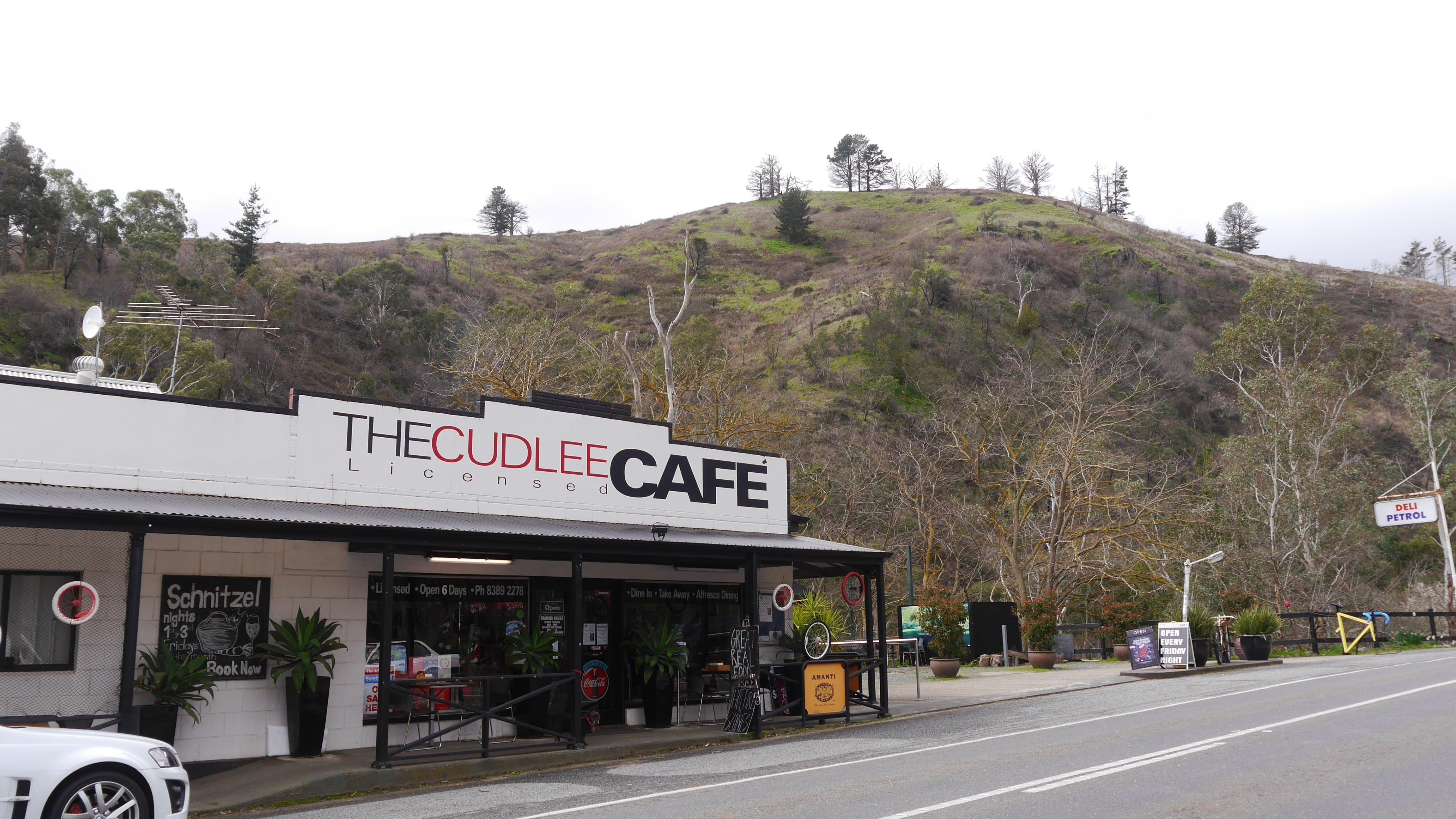 The Cudlee Cafe - Sydney Tourism