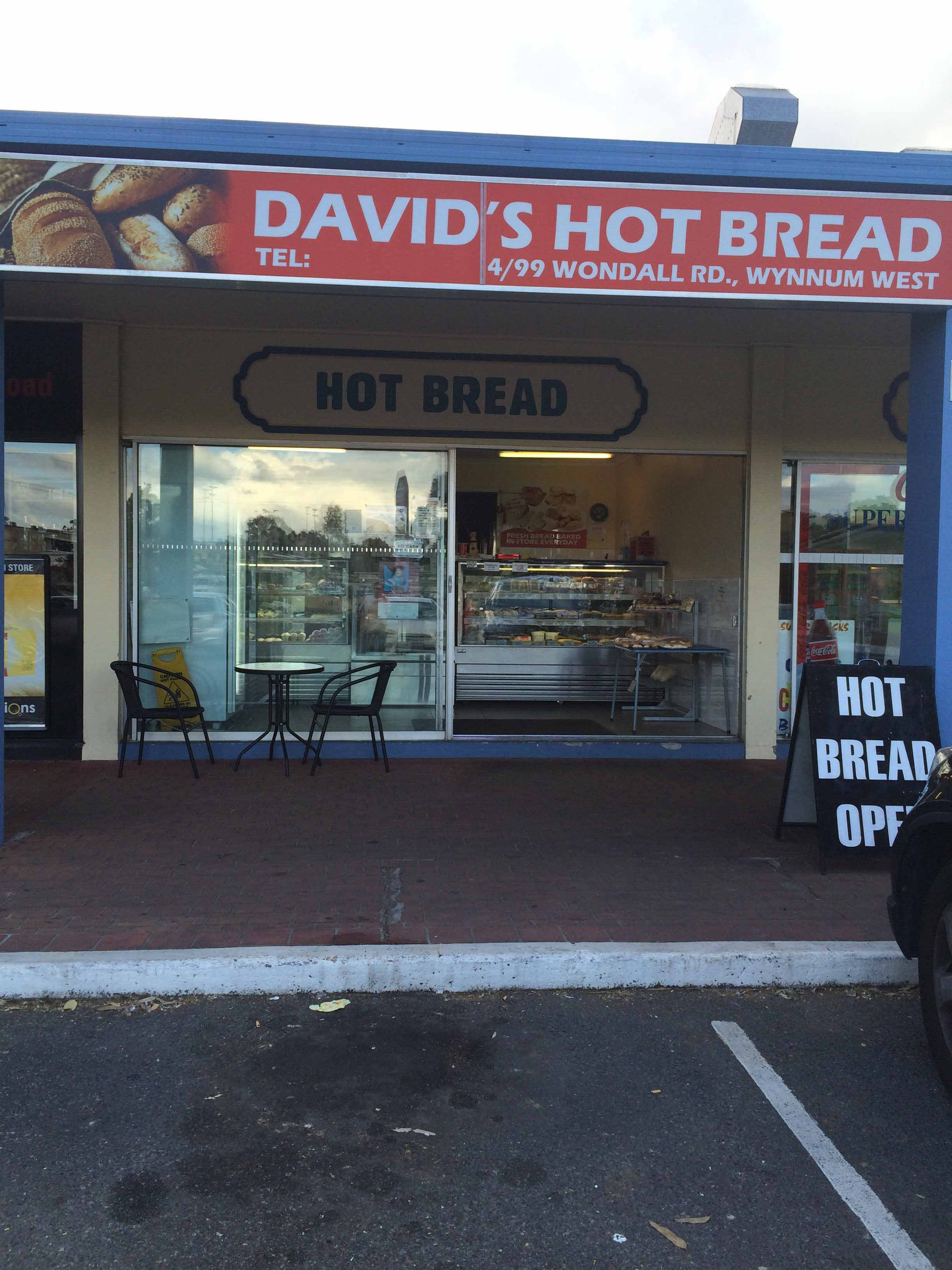 David's Hot Bread - Sydney Tourism