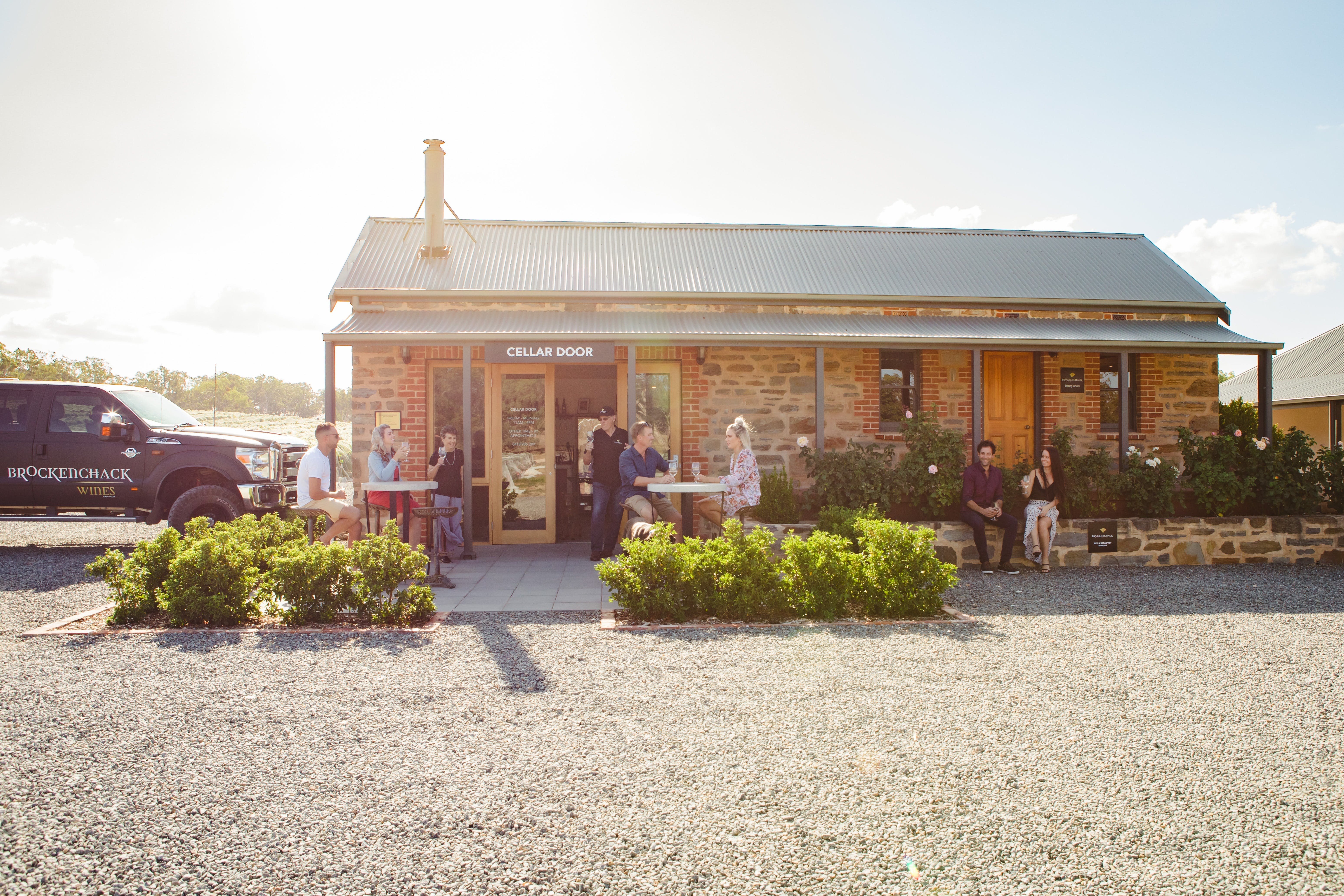 Brockenchack Vineyard Cellar Door - Sydney Tourism