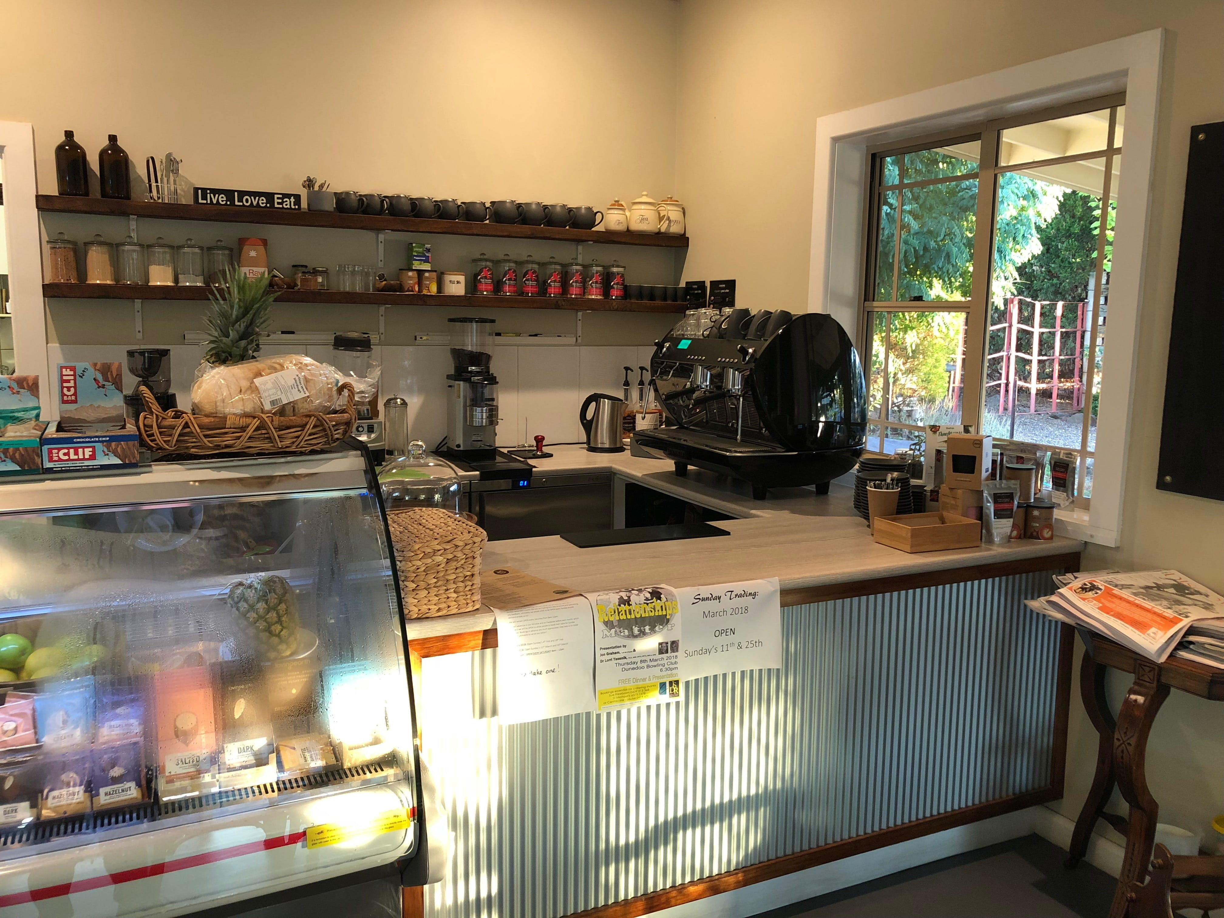 Coolah Garden Cafe and Pantry - Sydney Tourism