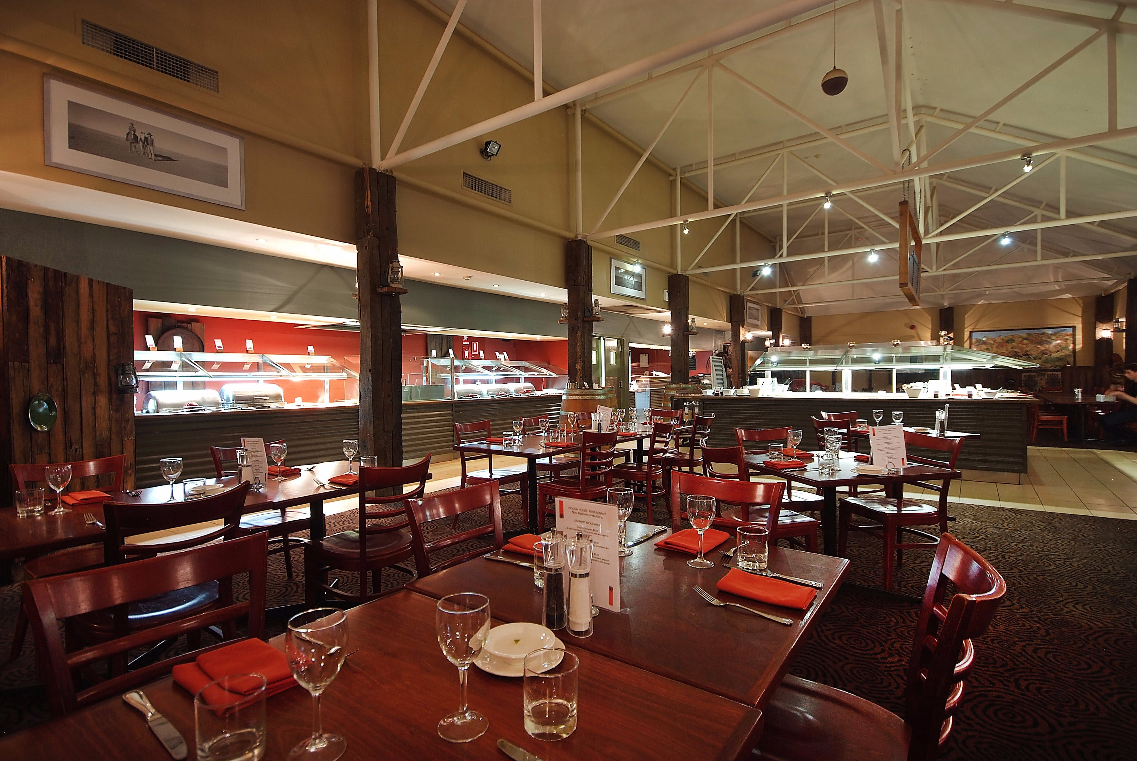 The Bough House Restaurant - Sydney Tourism