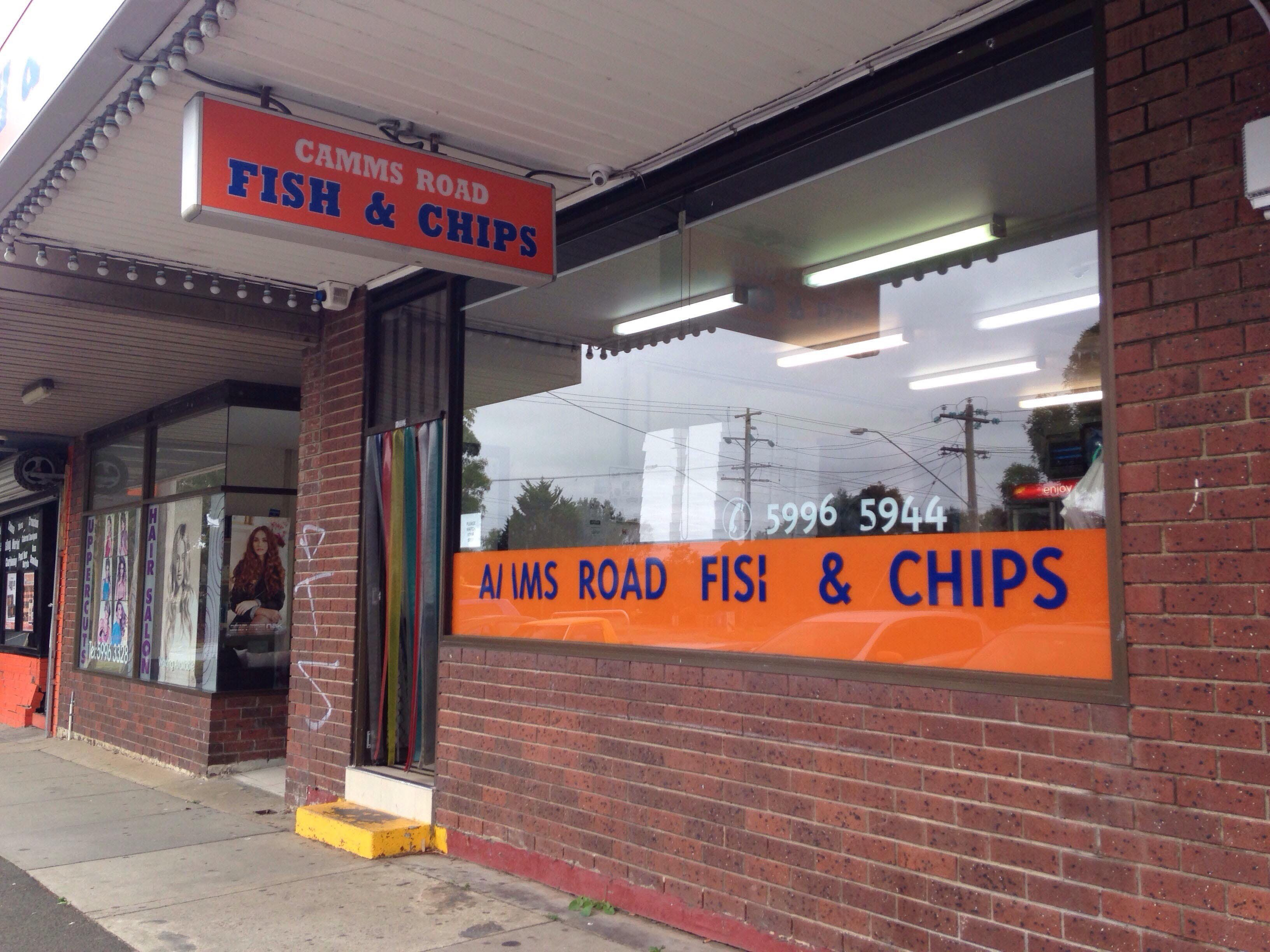 Camms Road Fish  Chips - Sydney Tourism