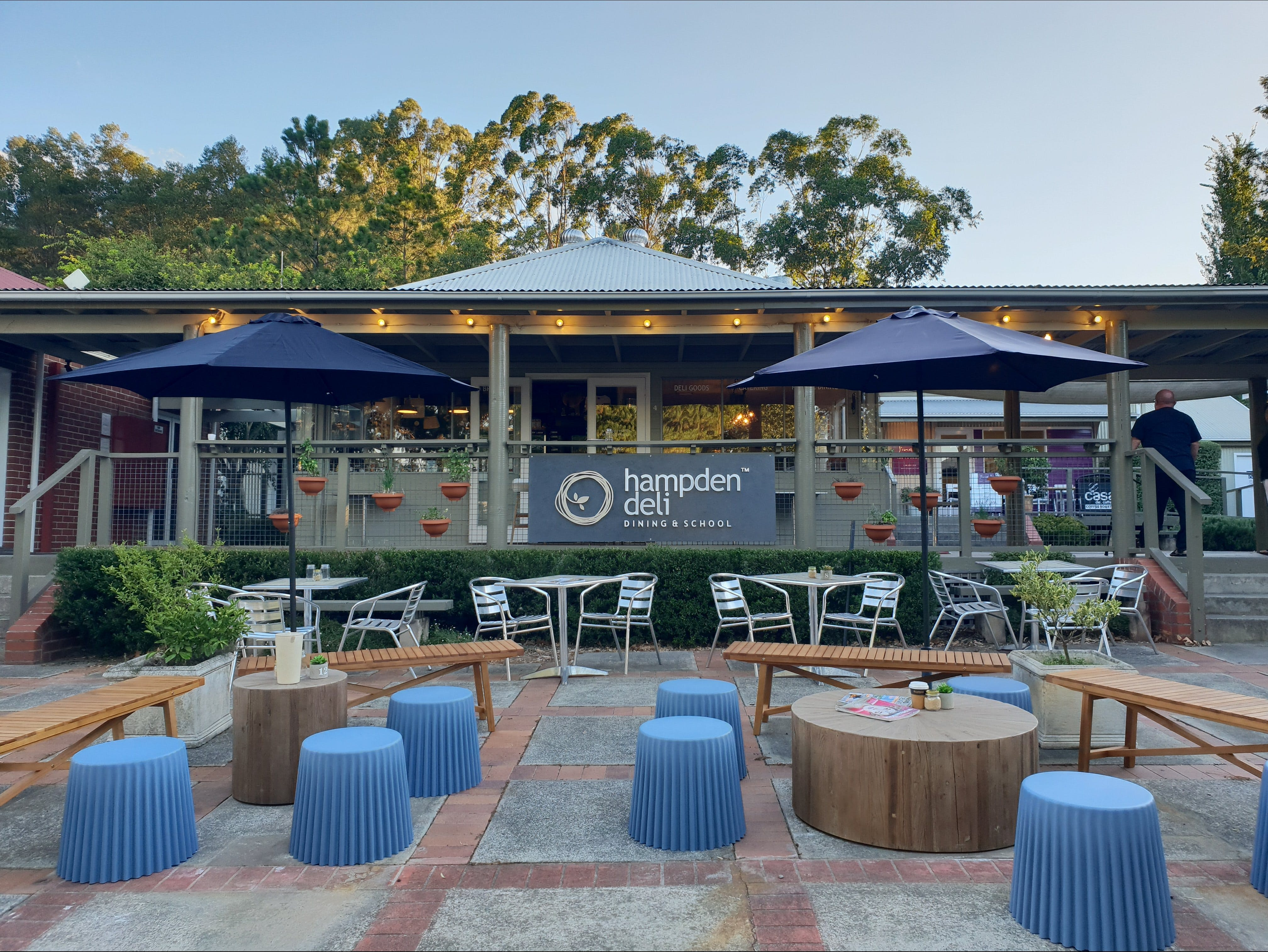 Hampden Deli Dining and School - Sydney Tourism