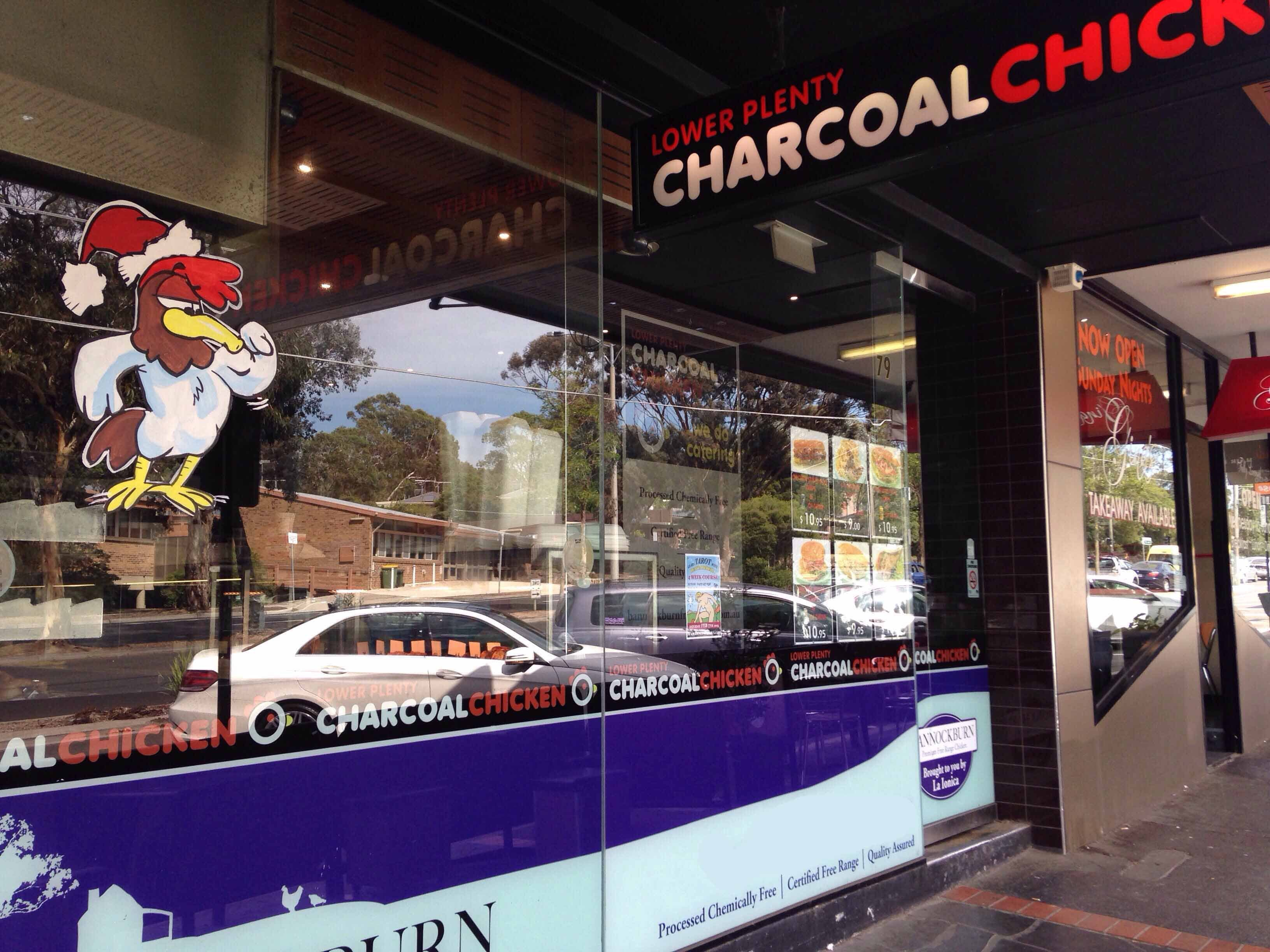 Lower Plenty Charcoal Chicken - Sydney Tourism