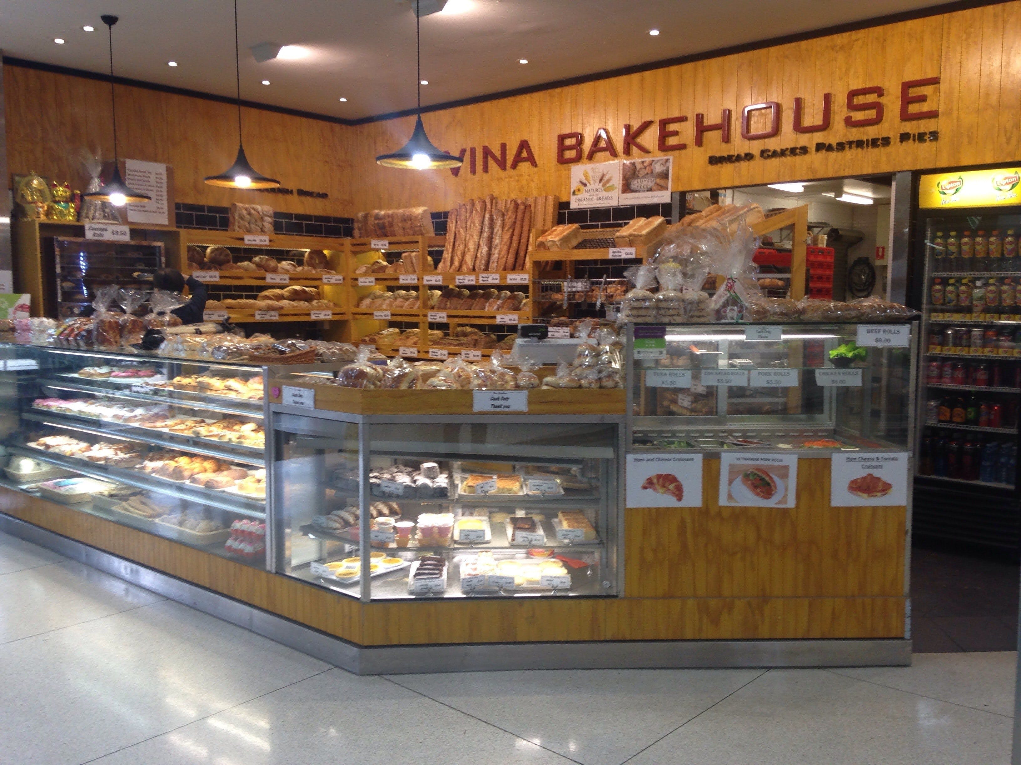 Vina bakehouse - Frenchs Forest - Sydney Tourism