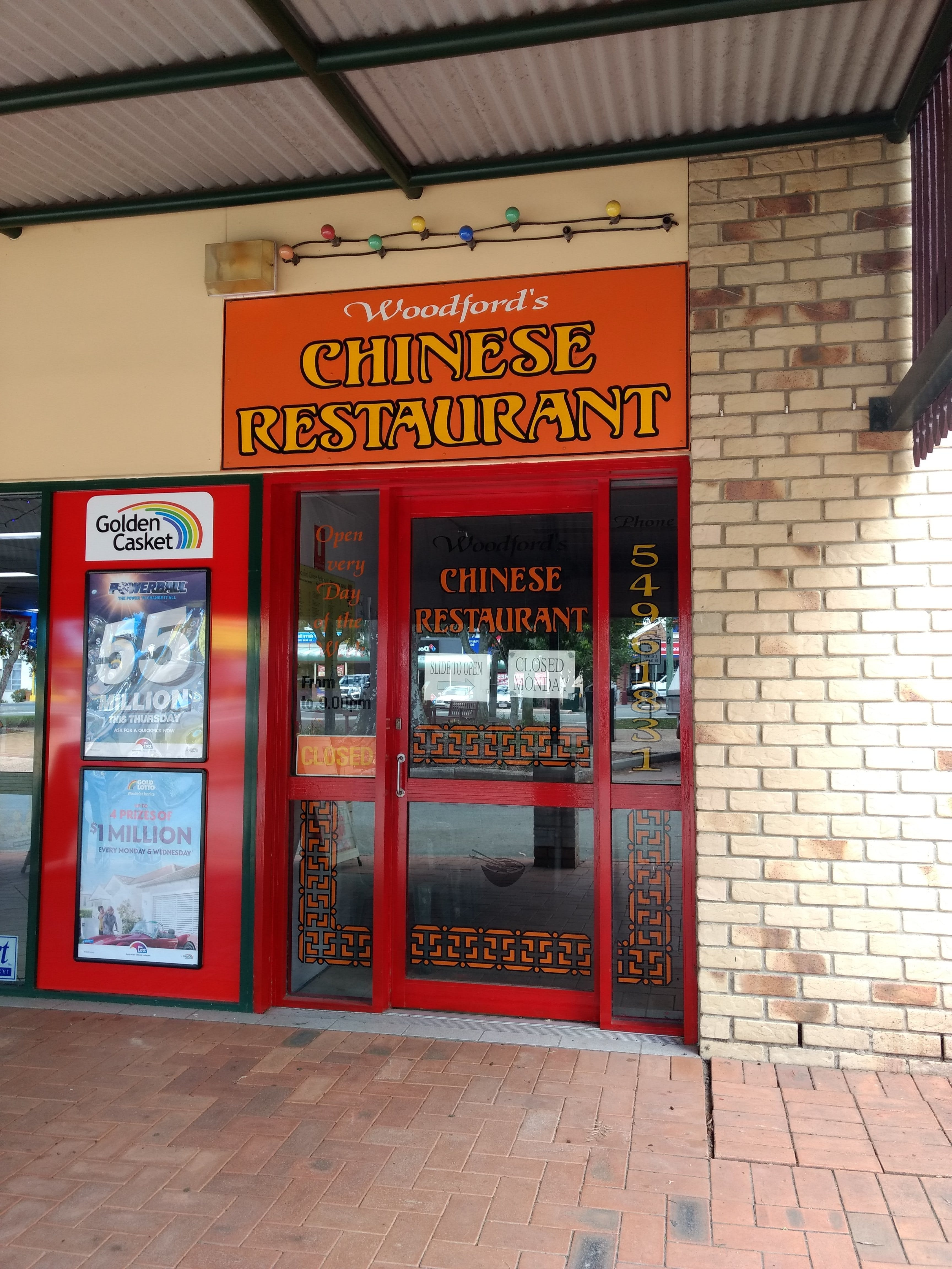 Woodford's Chinese Restaurant - Sydney Tourism