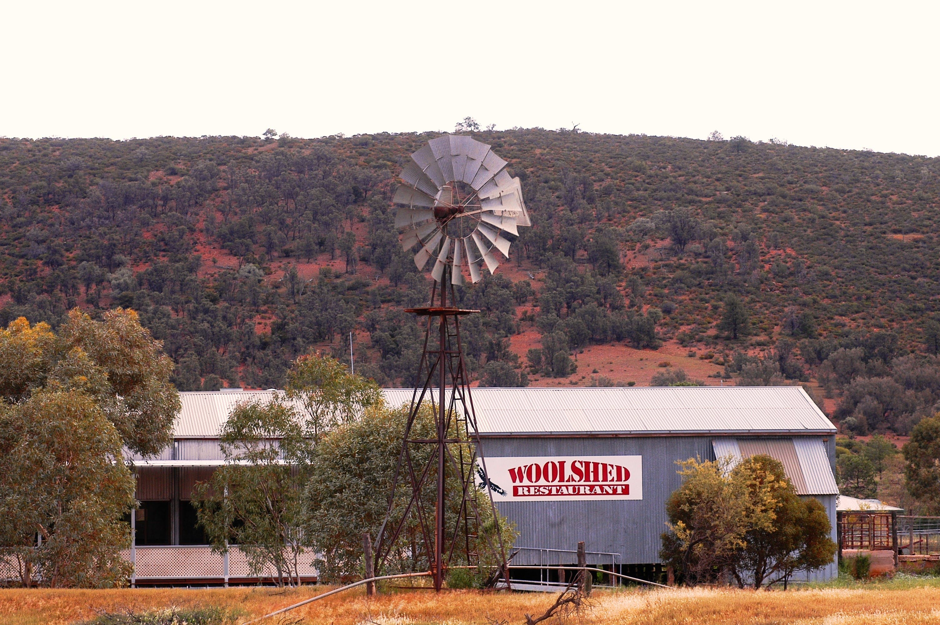 The Woolshed Restaurant at Rawnsley Park - Sydney Tourism