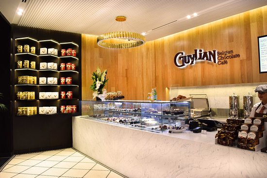 Guylian Belgian Chocolate Cafe - Sydney Tourism