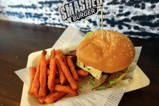 Smashed Burger - Sydney Tourism
