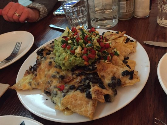 Chimmi Changa's Burrito Bar - Sydney Tourism