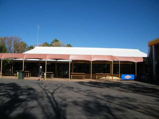 Erldunda Roadhouse - Sydney Tourism