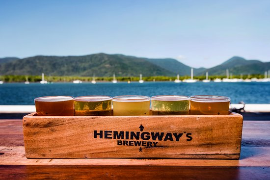 Hemingways Brewery - Sydney Tourism