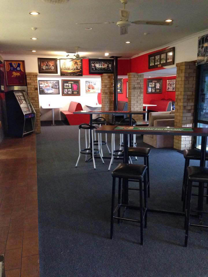 The Back Page Sports Bar  Grill - Sydney Tourism