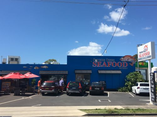 Northern Rivers Seafood - Sydney Tourism
