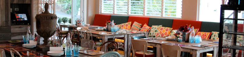 Bohemian Bungalow Restaurant  Bar - Sydney Tourism