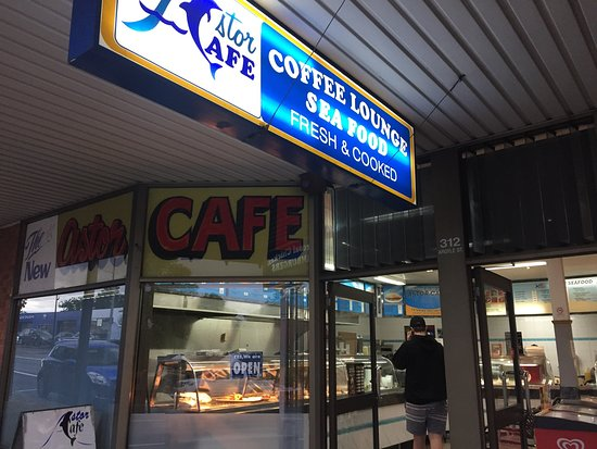 New Astor Cafe - Sydney Tourism