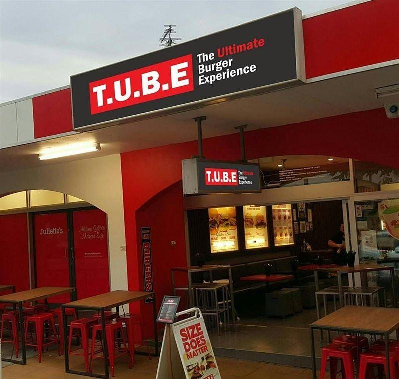 TUBE - The Ultimate Burger Experience - Sydney Tourism