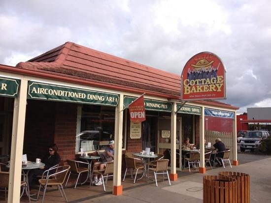 Cottage Bakery - Sydney Tourism