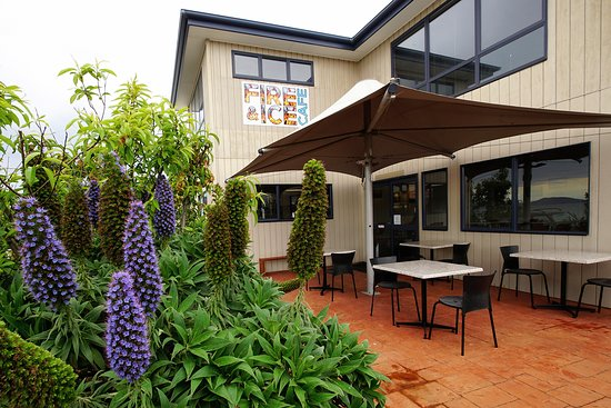 Fire  Ice Cafe - Sydney Tourism