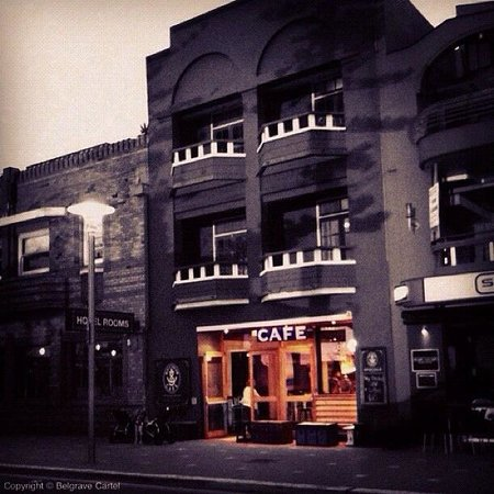 Rope And Anchor Cafe - Sydney Tourism