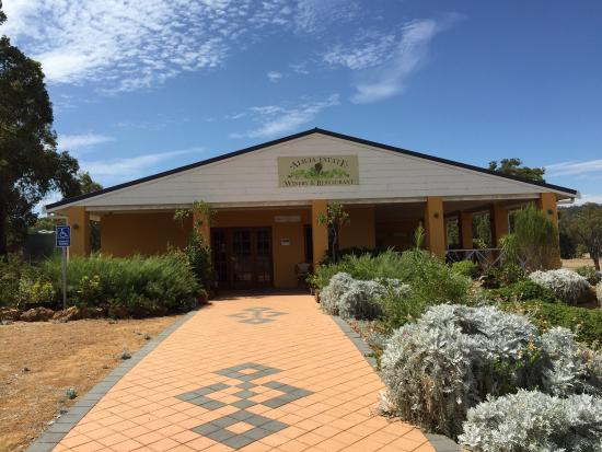Alicia Estate Winery  Restaurant - Sydney Tourism