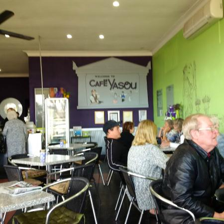 Cafe Yasou - Sydney Tourism