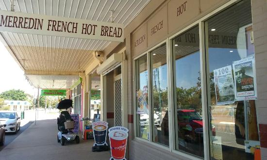 Merredin French Hot Bread Shop - Sydney Tourism