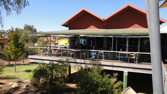 Rivers Edge Cafe - Sydney Tourism