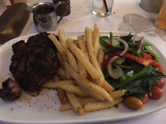 The Steak Shack - Sydney Tourism