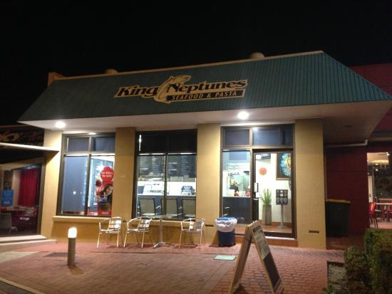 King Neptune's Seafood  Pasta - Sydney Tourism