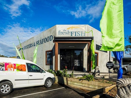 The Fresh Fish Place - Factory Direct Seafood - Sydney Tourism