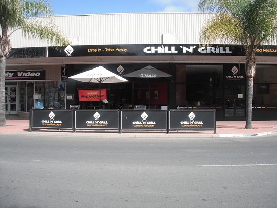 Chill n Grill - Sydney Tourism