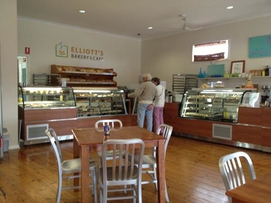 Elliott's Bakery  Cafe - Sydney Tourism