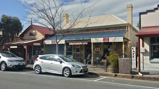 Jacks High Street Cafe  Bakery - Sydney Tourism