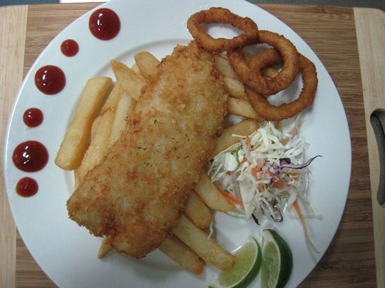 Seafood Tale Fish  Chips Cafe