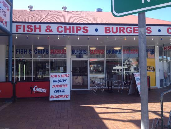 Beaudesert Fish and Chips - Sydney Tourism