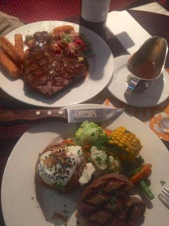 Cattleman's Rest Steakhouse - Sydney Tourism
