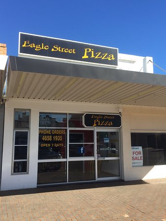 Eagle Street Pizza - Sydney Tourism