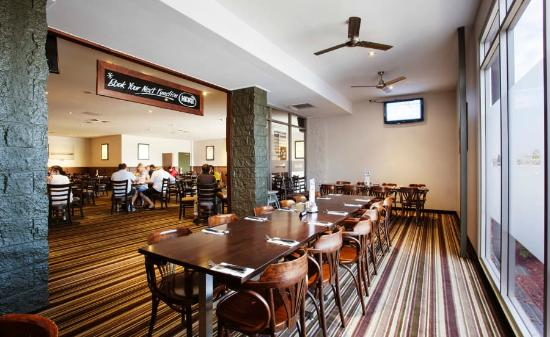 Graziers Steakhouse - Dalrymple Hotel - Sydney Tourism