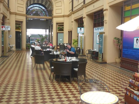 Stock Exchange Cafe - Sydney Tourism