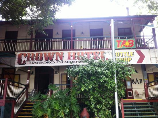 Crown Hotel - Sydney Tourism