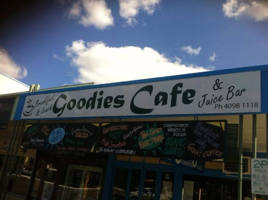 Goodies Cafe - Sydney Tourism