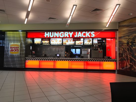 Hungry Jacks - Sydney Tourism