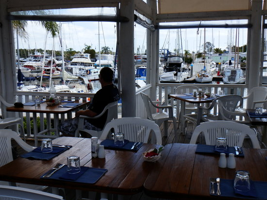 Marina Bar and Grill - Sydney Tourism