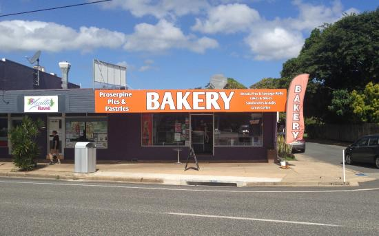 Proserpine Pies and Pastries - Sydney Tourism