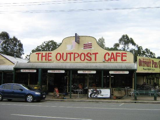 The Outpost Cafe - Sydney Tourism