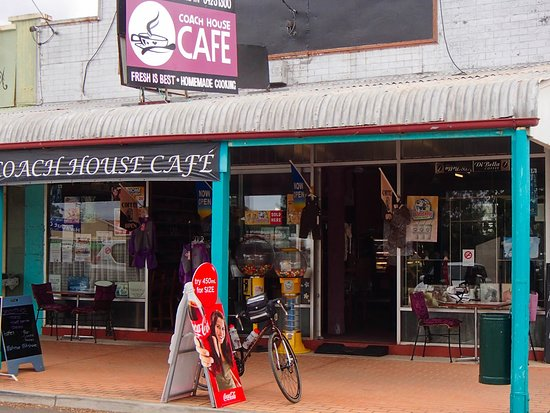 Coach House Cafe - Sydney Tourism